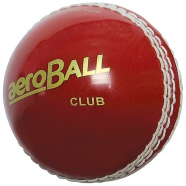 Aeroball Club Cricket ball blister packed - junior
