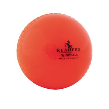 Readers Windball Training Cricket Ball Junior