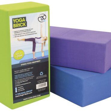 Hi-density Yoga Brick