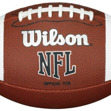 Wilson NFL American Football Official