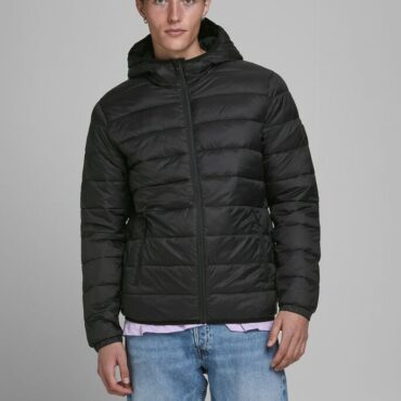 Jack&Jones Hooded Puffer Jacket