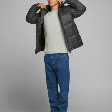 Jack&Jones High Collar Puffer Jacket