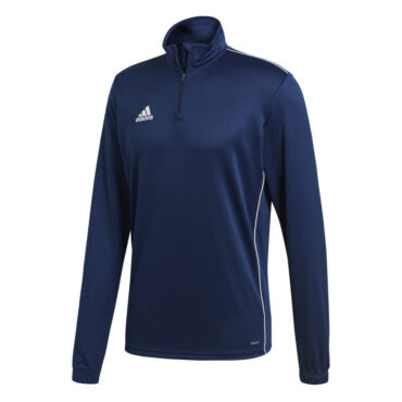 Grey Court Adidas TR 1/4 Zip Junior