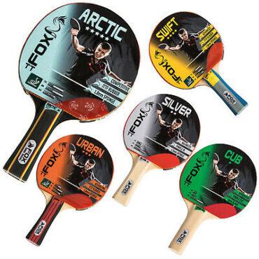 Fox Table Tennis Bat