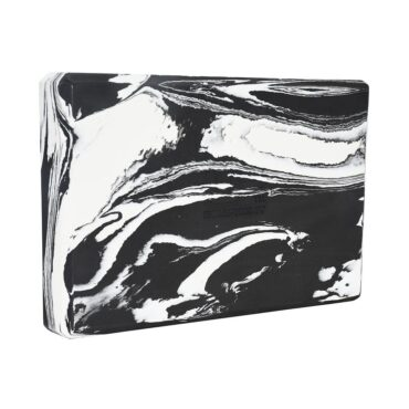 Urban Fitness Marbled Yoga Block