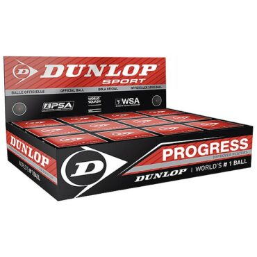 Dunlop Progress Squash Ball