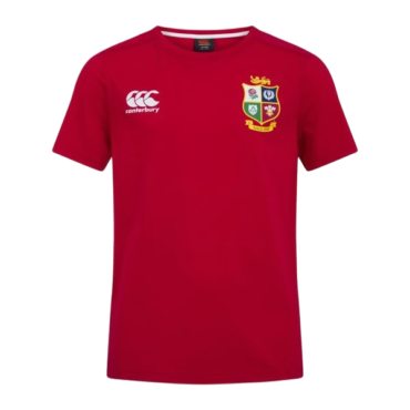 Junior British & Irish Lions Cotton Jersey Tee