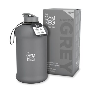 Nardo Grey Gym Keg