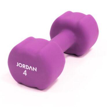 Jordan Fitness Neoprene Studio Dumbbells - Pairs
