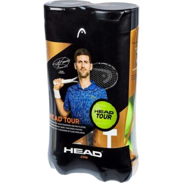 Head Tour Twin Pack (4 ball tube x2)