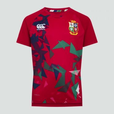 JUNIOR BRITISH & IRISH LIONS SUPERLIGHT GRAPHIC TEE