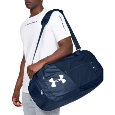 Under Armour Undeniable 4.0 Duffle (Navy)