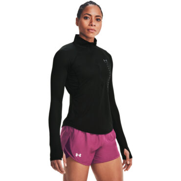 Women's Under Armour Speed Stride Attitude 1/2 Zip